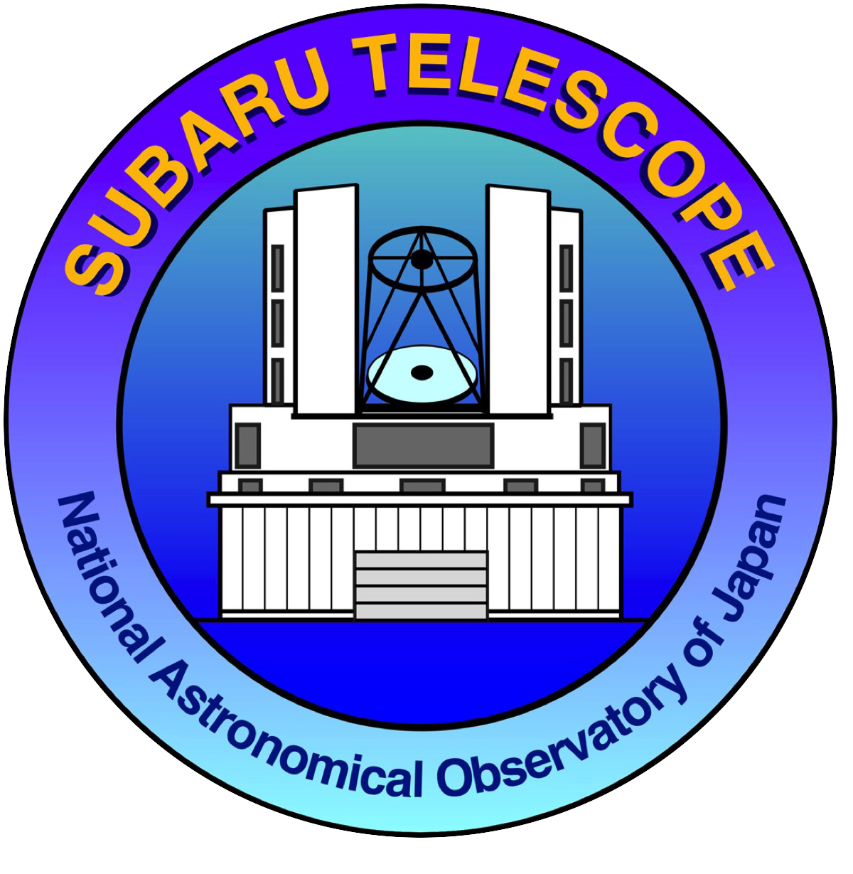 9918651cf98 SUBARU TELESCOPE Logo